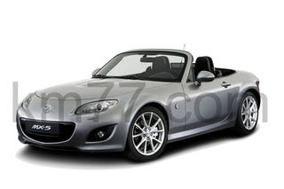 Illustration for article titled 2010 Mazda MX-5 Facelift Official Photo Leaks