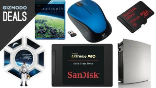 Illustration for article titled Gaming Preorder Discounts, BBC Documentaries, SanDisk Storage [Deals]