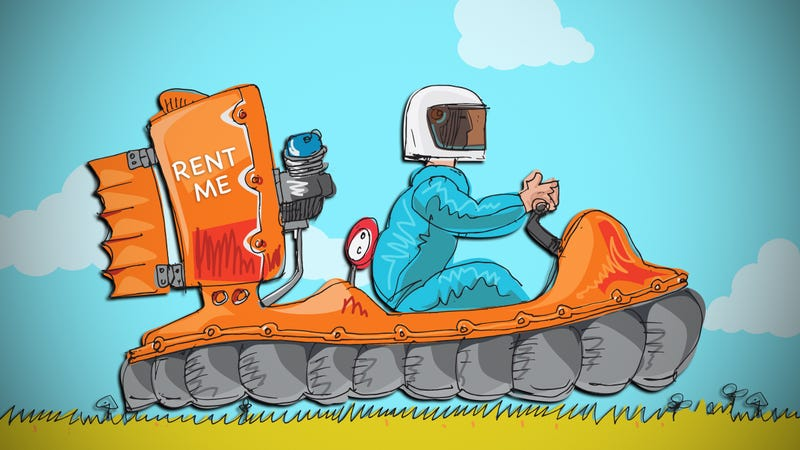 Illustration for article titled The Best Alternatives to Traditional Car Rentals