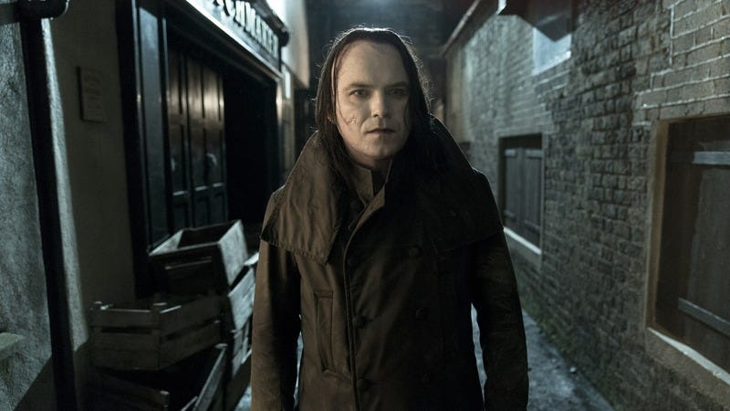 Rory Kinnear as The Creature in Penny Dreadful (Showtime)