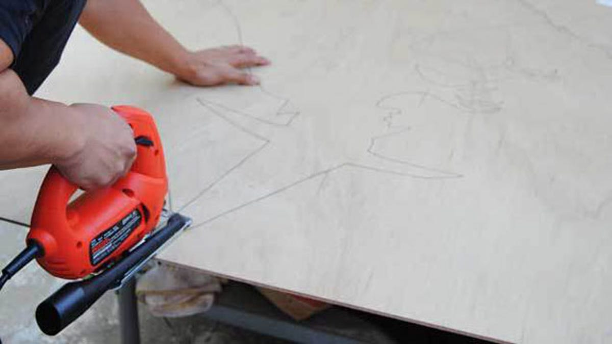 Tool School Start Basic Woodworking With A Jigsaw