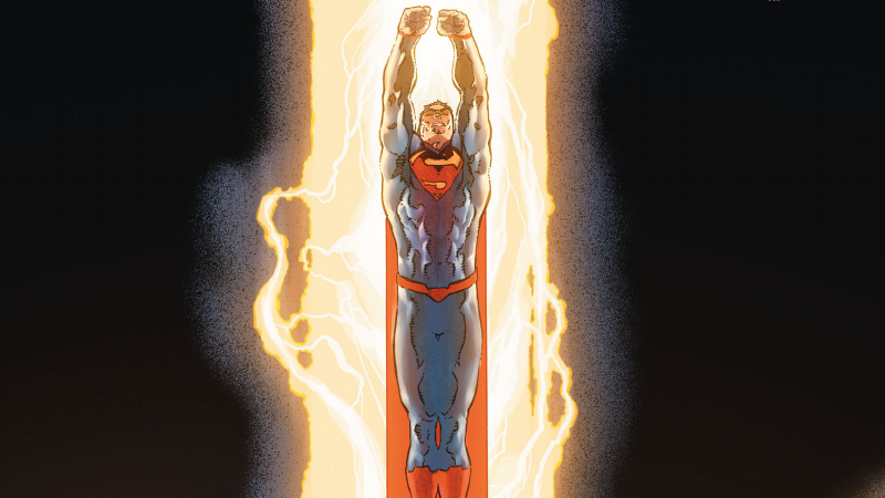 Illustration for article titled Superman Is Back to Being Superman Again