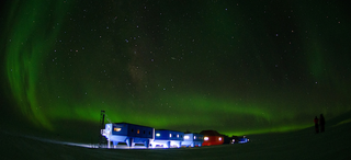 Illustration for article titled The Power Went Out At This Antarctic Research Station While It Was -67F