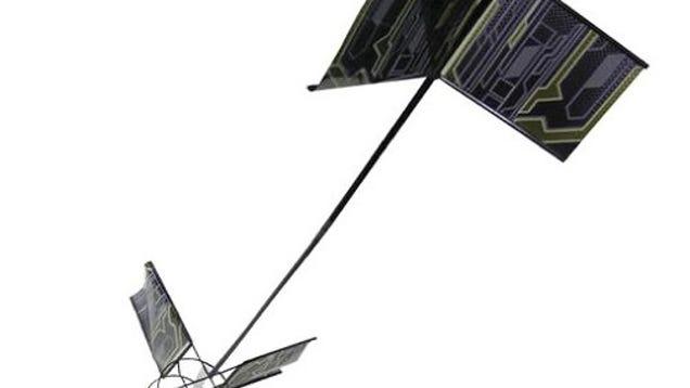 Silverlit kazoo electric indoor kite completely misses for Indoor kite design