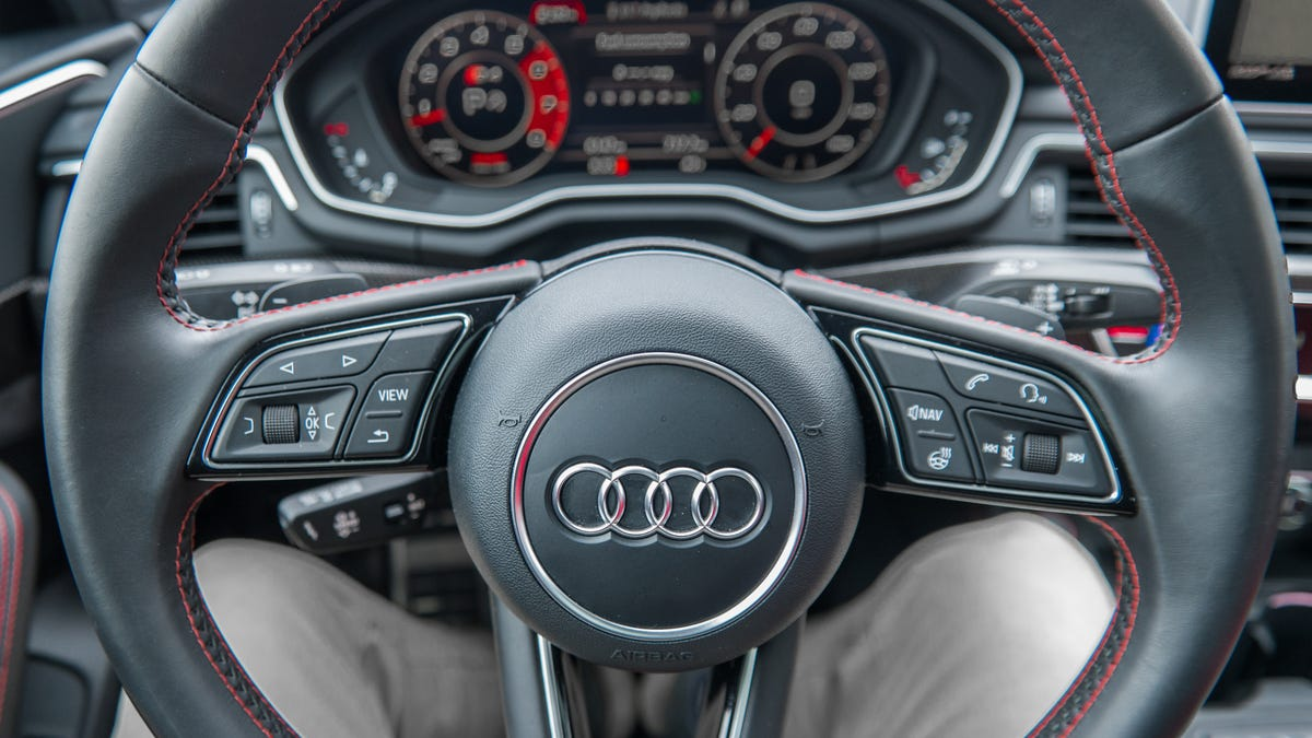 The 2018 Audi S4 Is A 354 Horsepower Rocketsled That Proves