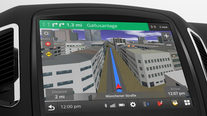 Illustration for article titled Garmin® Announces New High-Performance Navigation Core For The Auto OEM Market