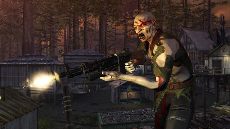 Illustration for article titled Resistance 2 Downloadable Content Brings New Skins, Maps