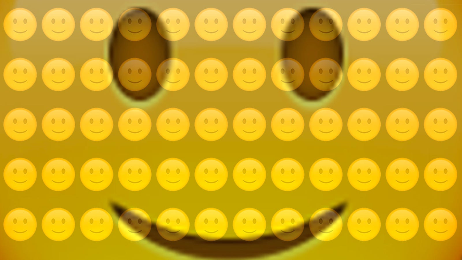 The Slightly Smiling Emoji Conveys the Complex Tragedy and Joy of