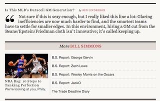 Illustration for article titled Grantland Editor Not Sure If This Pullquote Is Sexy Enough