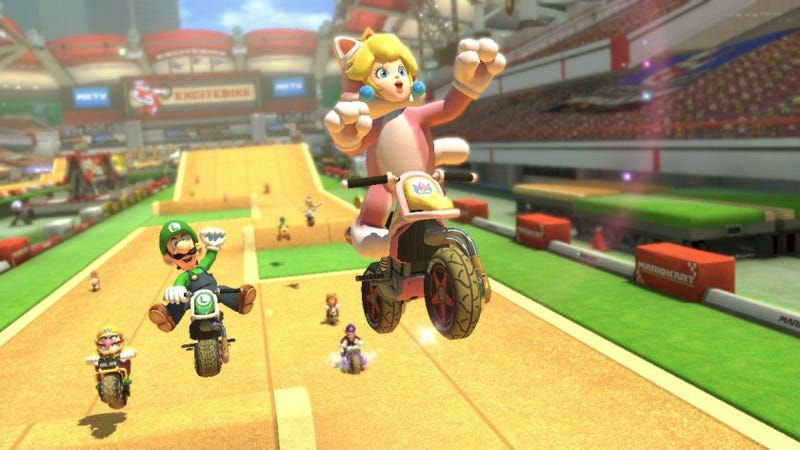 Illustration for article titled Mario Kart 8's DLC Is Great, But It Still Needs More