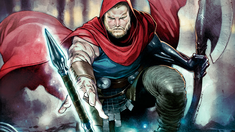 Illustration for article titled The Original God of Thunder Is Back and Ready to Prove Himself in The Unworthy Thor