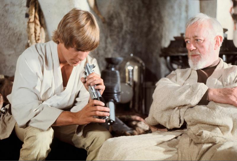Illustration for article titled La muerte por sable de luz es mucho más espantosa de lo que te han enseñado en las películas de Star Wars