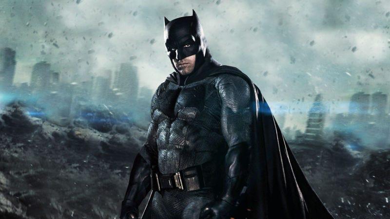 Nuevo director de Batman rechaza guión de Ben Affleck