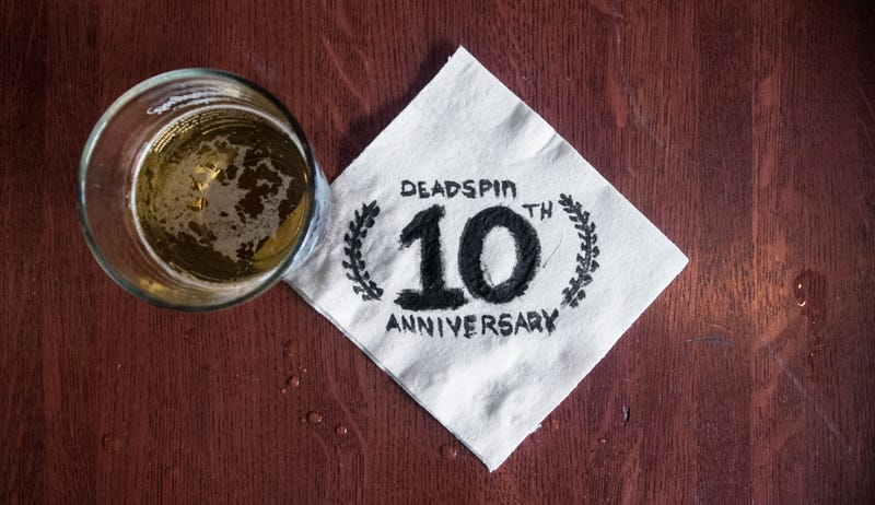 Illustration for article titled In Spite Of Itself, Deadspin Turns 10 Today