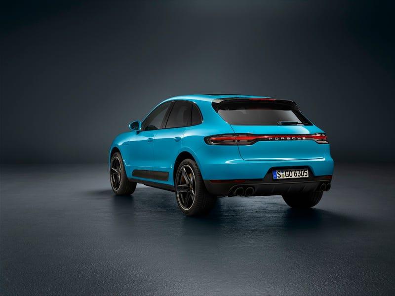 Illustration for article titled 2019 Porsche GenericBlob