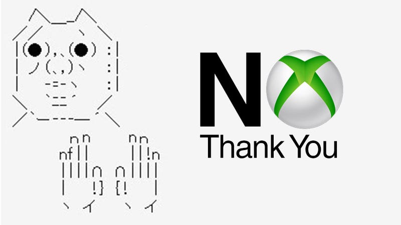 Illustration for article titled Survey: Half of You Won't Tolerate Any Online Requirement for Xbox One
