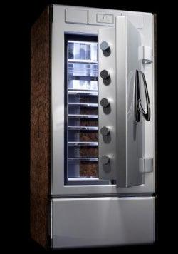 Illustration for article titled Bentley-Branded Safes Are Bulletproof Refrigerators, Just Like The Cars