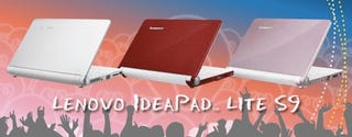 Illustration for article titled Specs and Prices for Lenovo's Ideapad S9 Lite Notebook Hits Web