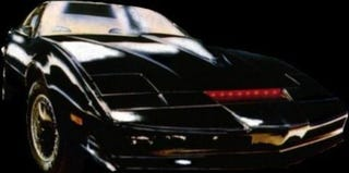 Illustration for article titled KITT Is A Transformer WIth A Speech Impediment
