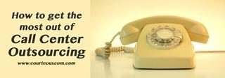 call center outsourcing www.courteouscom.com