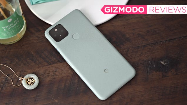 Google Is Bucking Trends with the Pixel 5, and It s Awesome