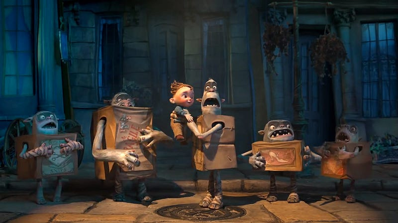 Illustration for article titled Turns Out The Boxtrolls Is Funnier Than We Expected