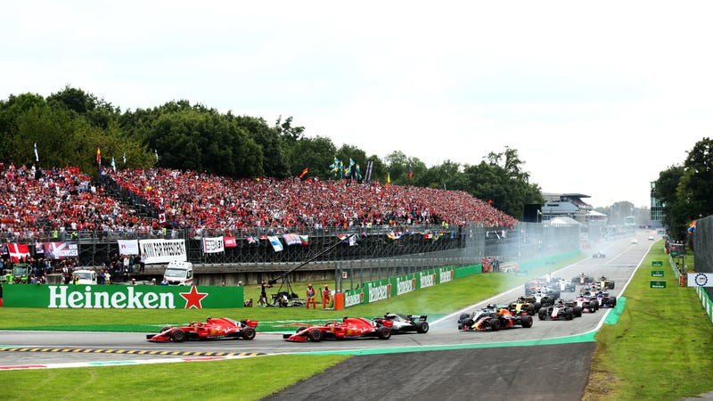 Illustration for article titled The Italian Grand Prix To Be Held At Monza Until 2024