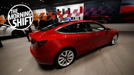 The Tesla Model 3 Is Already Taking A Hit