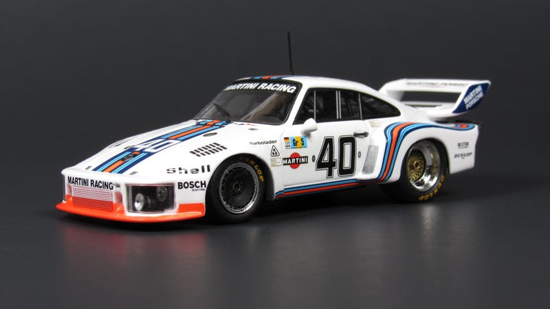 Illustration for article titled Martini Racing Porsche 935/76