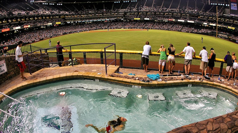 Illustration for article titled Diamondbacks Trying To Set Land Speed Record In Stadium Financing Scam