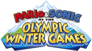 Illustration for article titled Mario And Sonic at the Olympic Winter Games Preview: Luigi Controlled with a Rear End
