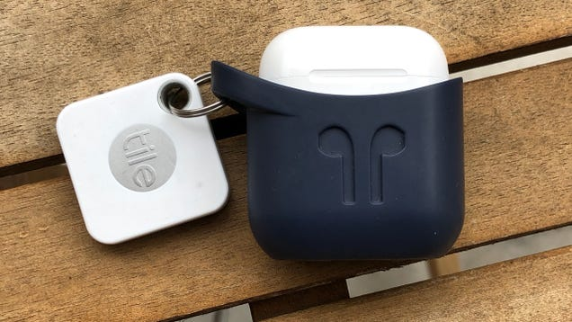 Tiles and AirPods Were Made For Each Other, But You ll Need One of These Cases