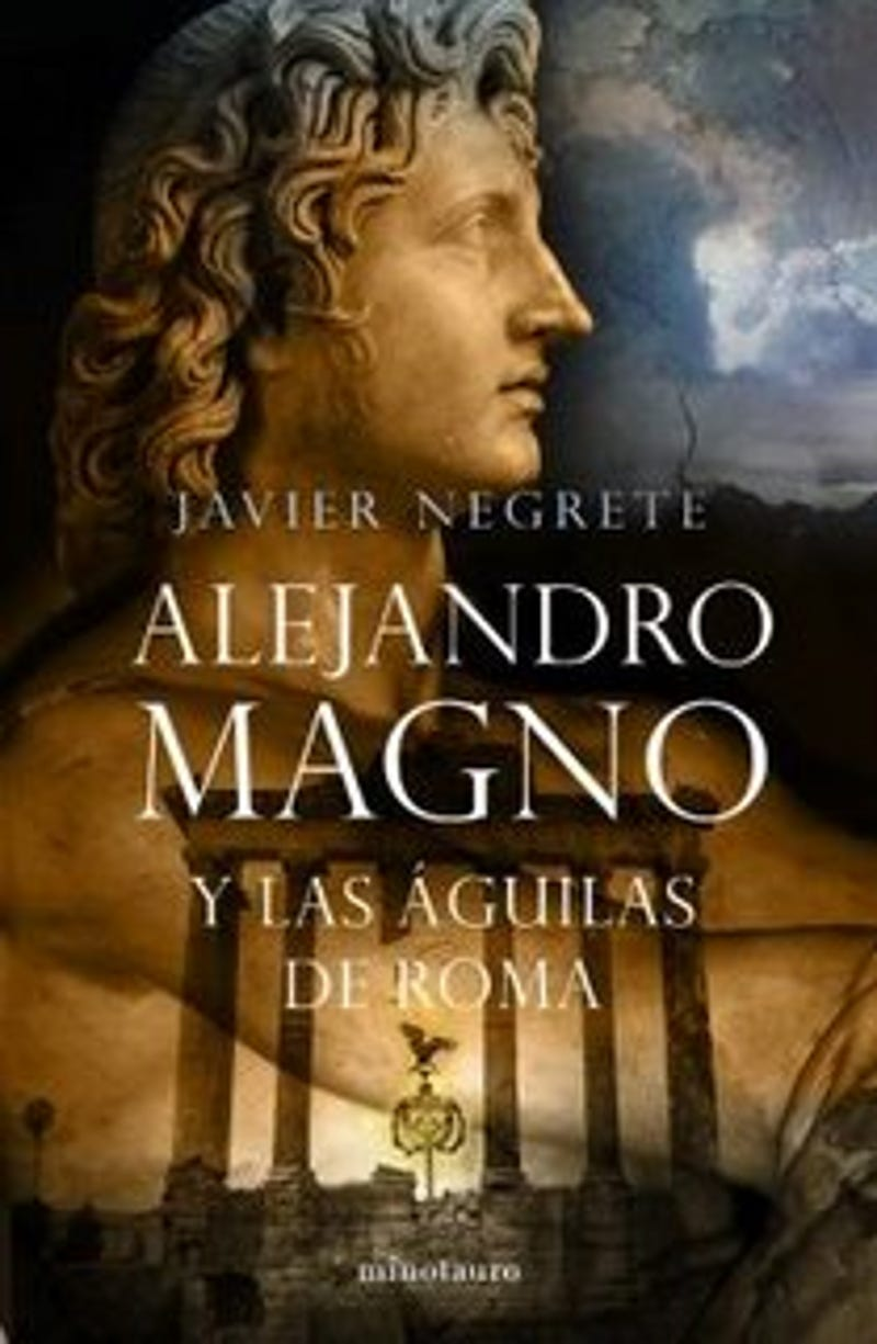 Image result for javier negrete alexander the great