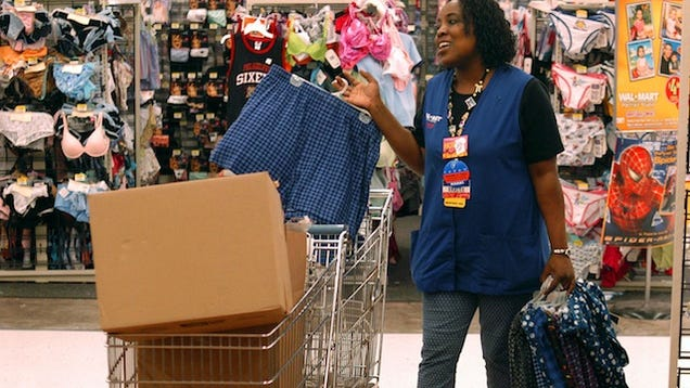 gender discrimination at wal mart essay View this research paper on walmart gender discrimination lawsuits wal-mart expanded into florida in 1962 now there are exactly 191 stores all over the state research paper walmart gender discrimination lawsuits and 90,000+ more term papers written by professionals and your peers.