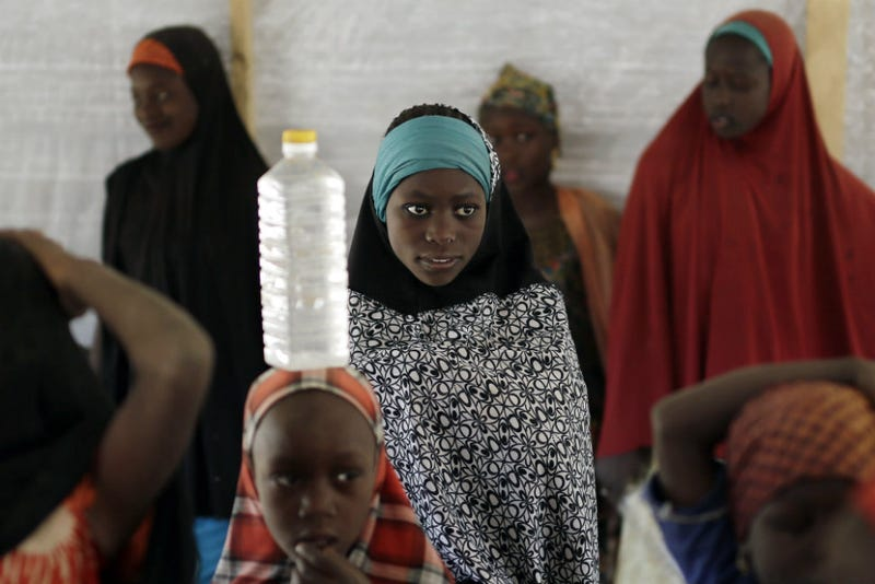 Illustration for article titled Nigerian Military Rescues Hundreds of Women and Girls From Boko Haram