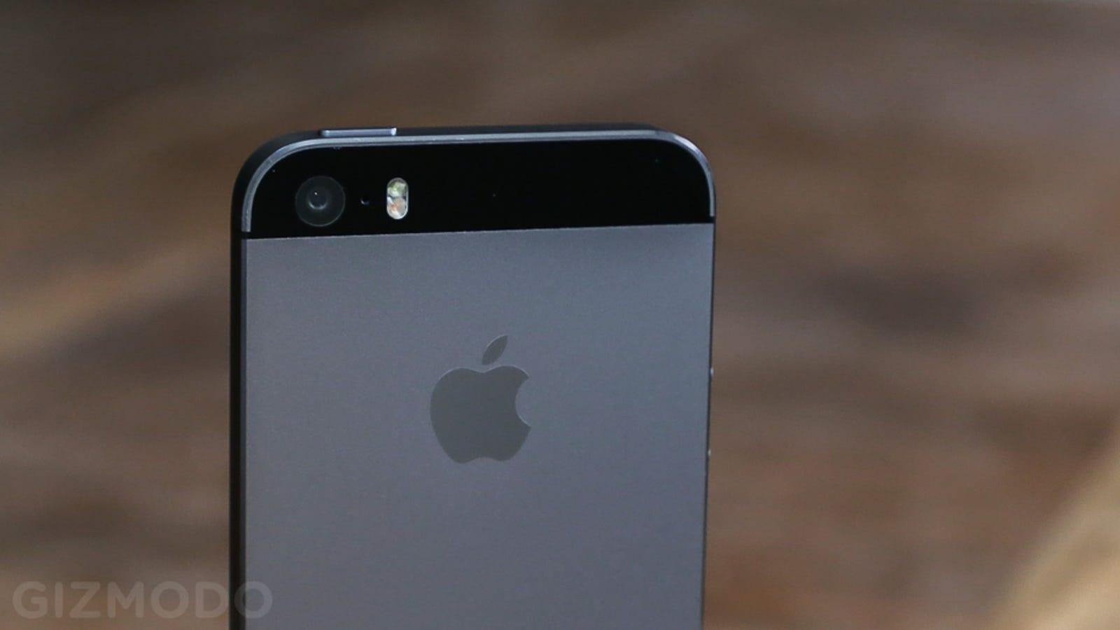 Primeras impresiones del iPhone 5S, el iPhone que lee tus huellas