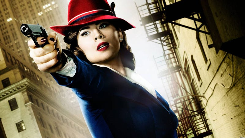 Illustration for article titled Continuing to Be Awesome,Agent Carter Adds Ken Marino to Its Cast