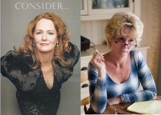 Illustration for article titled Melissa Leo Won't Wait For Ladymags To Say She's Awesome
