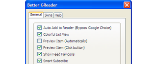 Illustration for article titled Trick out Google Reader with Better GReader
