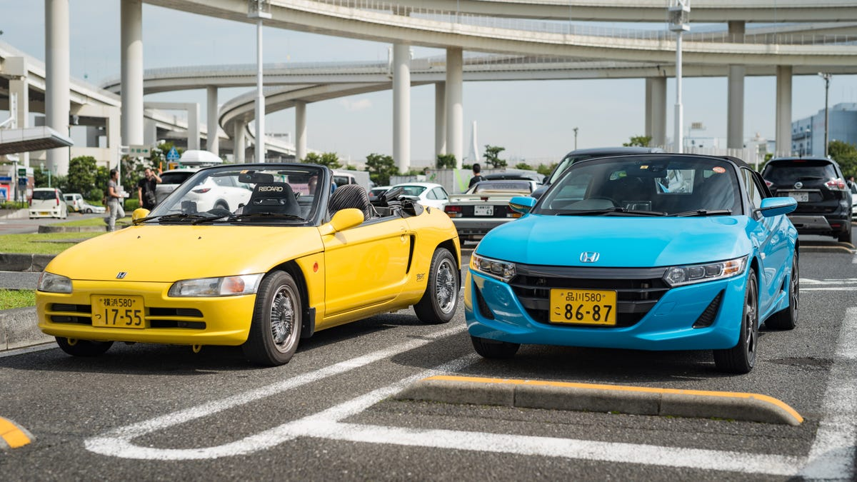 The Honda S660 Is The Most Fun You Can Have At 25 Mph