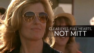 Illustration for article titled Tami Taylor Confirms That Women of Friday Night Lights Would Hate Mitt Romney