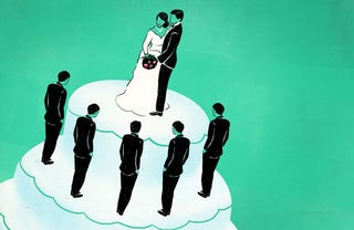 Illustration for article titled ​Interview With a Married Woman Who Takes Lovers on the Side