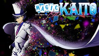 Illustration for article titled Ani-TAY Blip: Crunchyroll is now airing Magic Kaito 1412
