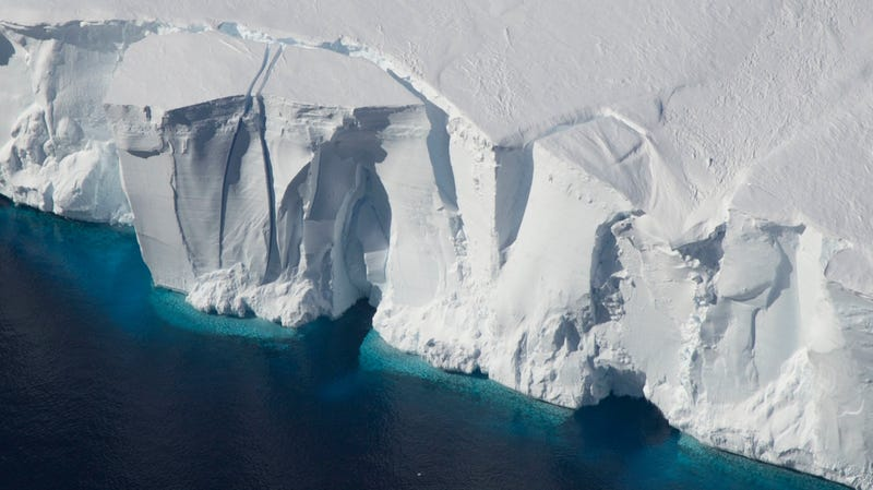 Illustration for article titled A Quarter of West Antarctica's Ice Is Now Unstable, Study Finds