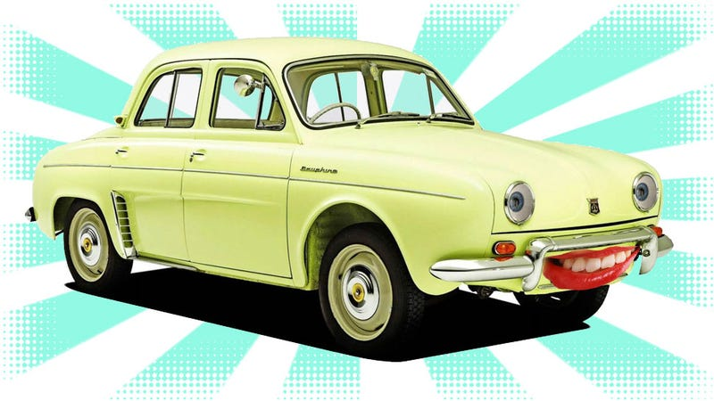 Illustration for article titled What Would These Common Automotive Phrases Be Euphemisms For?