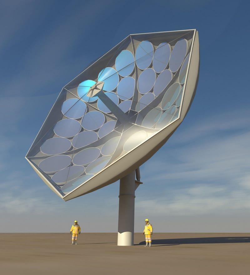 Illustration for article titled Estos podrían ser los paneles solares del futuro