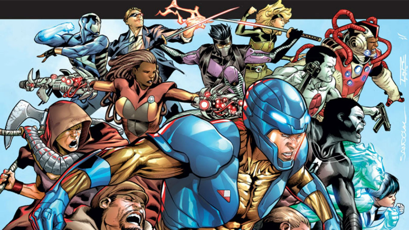 Illustration for article titled Why Valiant Comics Are A Fantastic Alternative To Marvel And DC