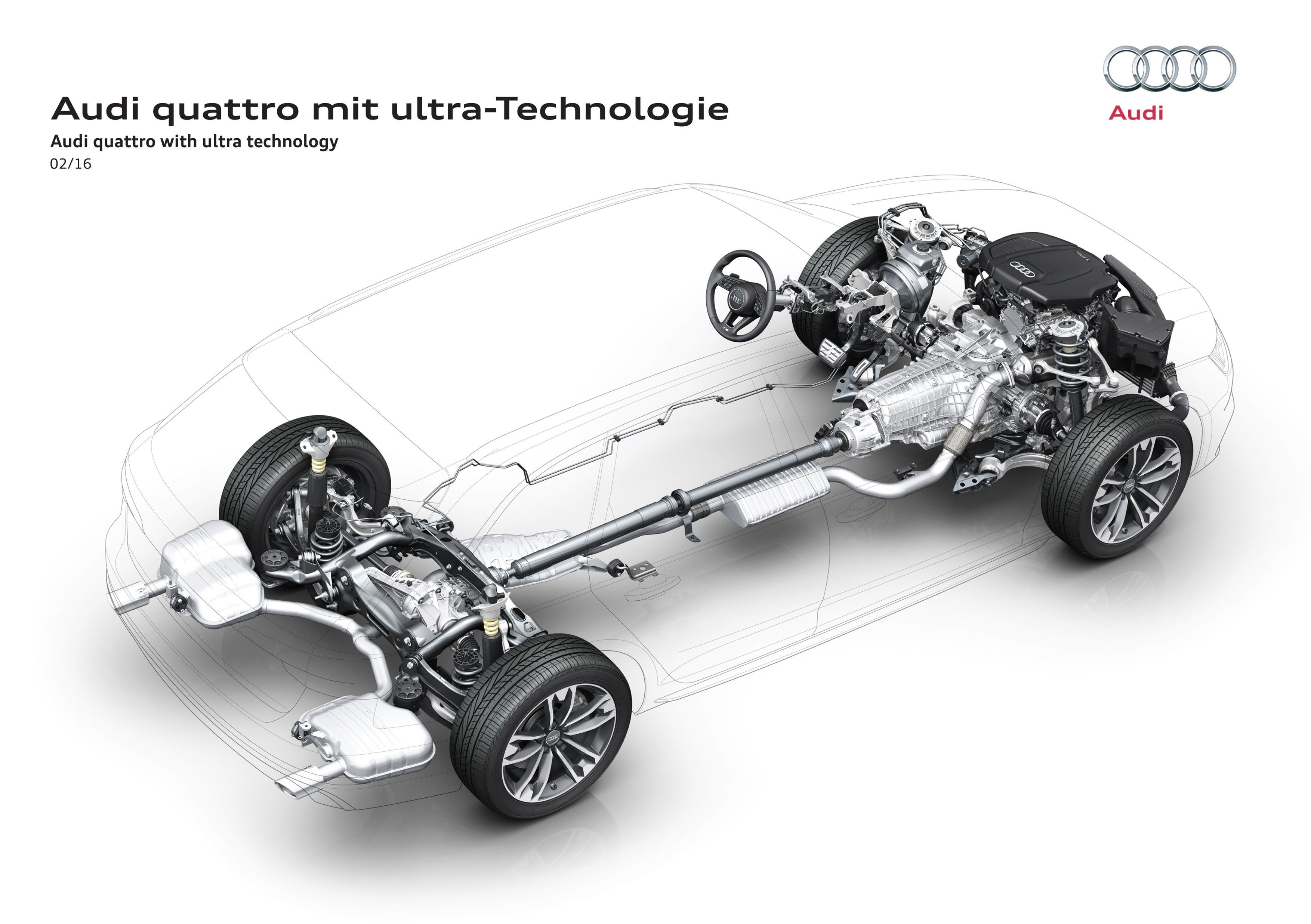 audi s high tech new quattro is about to piss off its biggest fans rh jalopnik com Audi Seats Audi Seats