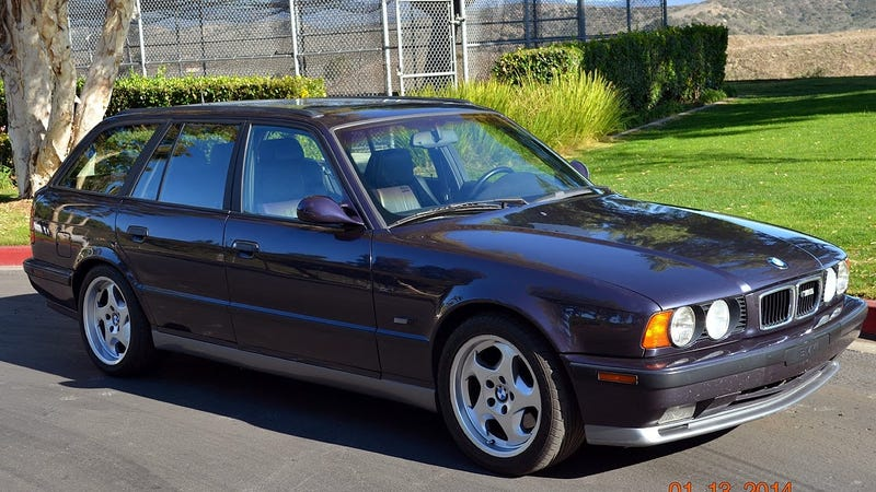Buy This Not That E34 M5 Touring Edition