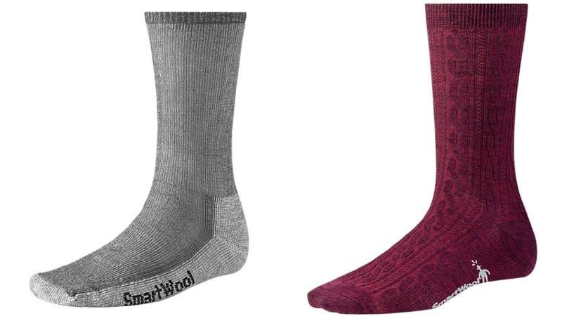Illustration for article titled High Tech Smartwool Socks for Your Barking Dogs